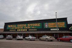 Wall Drug Store, South Dakota