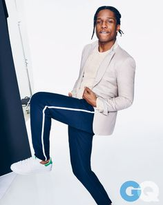 A$asp Rocky By Eric Ray Davidson For GQ April 2015