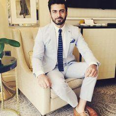 The Elegant Man in #RepublicByOmarFarooq #FawadKhan #London