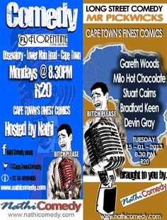 Nathi Comedy Presents Comedy in Cape Town Comedy Events, Cape Town, Hot Chocolate, Presents, Gifts, Crockpot Hot Chocolate, Favors, Gift, Hot Fudge