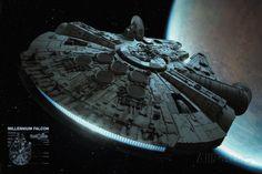 Star Wars-Falcon Prints - AllPosters.co.uk