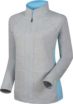 the best attitude 69032 ea17b FootJoy Womens Full-Zip Performance Mid Layer Golf Jacket, Gray Dickies  Pants, Sweatpants