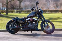 Easyriders rear fender on a 48? - Page 4 - The Sportster and Buell Motorcycle Forum