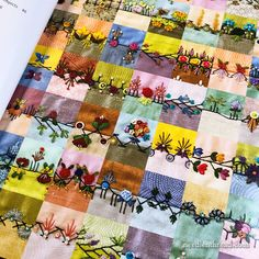 Stunning Stitches for Crazy Quilts Crazy Quilt Stitches, Crazy Quilt Blocks, Crazy Quilting, Crazy Block, Hand Embroidery Patterns, Embroidery Stitches, Quilt Patterns, Block Patterns, Quilt Book