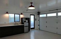 Garage Lighting Ideas Home Garage Led Light Fixtures In