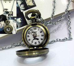 Death Note Necklace Watch DNNL2310
