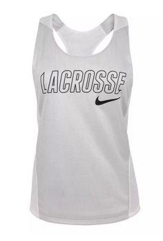 9b5ae99b91d Nike Reversible Women s Lacrosse Pinnie Size L  647484 004 Ash White
