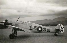 El Geschwader 88, el cuerpo Expedicionario alemán, que se auto proclamó Legión Cóndor