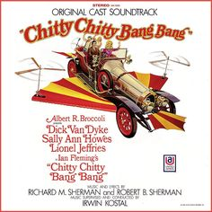 """Chitty Chitty Bang Bang"" (1968, United Artists).  Music from the movie soundtrack."