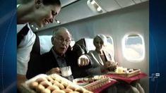 Aviação comercial brasileira teve momentos de glamour e foram comparadas...