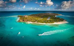If Necker Island is luxurious enough for Sir Richard Branson, it is luxurious enough for anyone. The... - Wikipedia