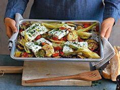 Das Ofengemüse lässt sich prima vorbereiten und überzeugt als leckere Beilage oder als vegetarisches Hauptgericht.