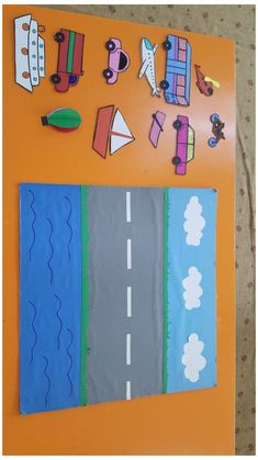 #mijloace #de #transport #fise #mijloacedetransportfise Kids Crafts, Toddler Crafts, Preschool Crafts, Car Crafts, Preschool Learning Activities, Infant Activities, Educational Activities, Preschool Social Studies, Kindergarten Language Arts