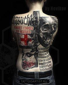 294 отметок «Нравится», 8 комментариев — REALISTIC TRASH POLKA TATTOOS (@tatuirovshik) в Instagram: «✖️TATTOOARTIST.RU✖️ #trashpolka #tatuirovshik #novikov #трешполька #tattoospb #spb #тату #tattoo…»
