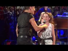Bruce Springsteen - 4yr old sings Waitin on a Sunny Day - Los Angeles 4/27/12 - YouTube