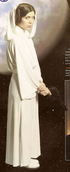 Star Wars (A New Hope)_Princess Leia_classic