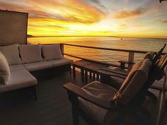 Oceanfront Suite on Carbon Beach in Central Malibu