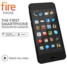 Amazon Announces the 'Fire Phone', the first Amazon Smartphone Offering - http://www.aivanet.com/2014/06/amazon-announces-the-fire-phone-the-first-amazon-smartphone-offering/