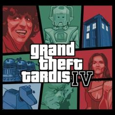 The Best Open Universe Game (Grand Theft Tardis)
