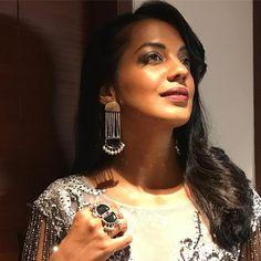 Mugdha Godse Mugdha Godse, Bollywood, Actresses, Drop Earrings, Celebrities, Beauty, Black, Jewelry, Fashion