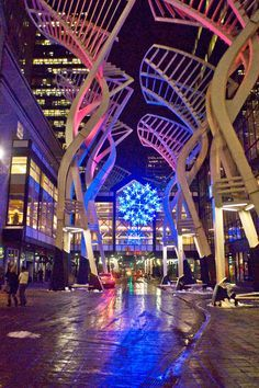 trees sculpture calgary - Google Search