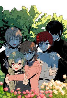 0번째 이미지 Brother And Sister Anime, Fate Stay Night Series, Mystic Messenger, Webtoon, Manhwa, Hero, Animation, Comics, Drawings