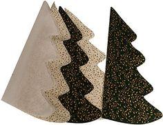 Nähanleitung - Weihnachtsbaum aus Patchworkstoff - buttinette Bastelshop