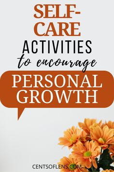 Do you struggle with personal growth? Do you want to know how you can grow as a person? Find out how these self-care activities can encourage personal growth today! #personalgrowth #lifehacks #selfcare #selfimprovement #healthyhabits #healthylifestyle