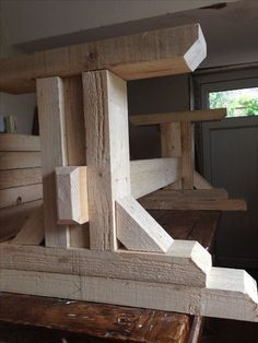Farm table Farm table The post Farm table appeared first on Woodworking Diy. Woodworking Furniture Plans, Woodworking Projects Diy, Diy Wood Projects, Furniture Projects, Woodworking Nightstand, Woodworking Beginner, Woodworking Organization, Youtube Woodworking, Wooden Pallet Projects