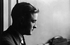 "F. Scott Fitzgerald's movingly honest letter to an aspiring young author.  He was 42 at the time, and would die suddenly in a little more than two years after this was written.    There's a hint of ""The Crack Up"" here, which shows how unapologetic he is about putting himself out there.  Certainly, this kind of confessional prose is ahead of its time."