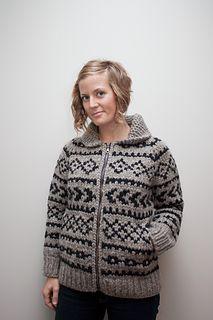 Cardigan Pattern, Top Pattern, Free Pattern, Cowichan Sweater, Men Sweater, Knit Sweaters, Seed Stitch, A Boutique, Knitting Patterns
