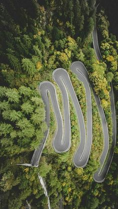 Spaghetti laid asphalt – Jacking Stuff – Join the world of pin Aerial Photography, Nature Photography, Travel Photography, Beautiful Roads, Beautiful Landscapes, Dangerous Roads, Highway Road, Winding Road, Travel Tours