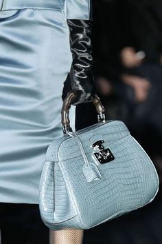 The FW 13-14 Gucci Lady Lock Top Handle Bag by catrulz
