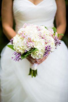 Lavender and white bouquet   #weddingbouquet #bouquet
