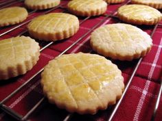French Butter Cookies Recipe from The Bakers Dozen