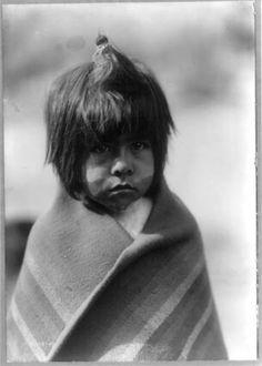 Chemehuevi boy - 1907