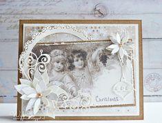 scrapcards from wybrich: christmas
