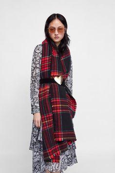 70c222712280 Foulards et écharpes femme   Nouvelle Collection en ligne