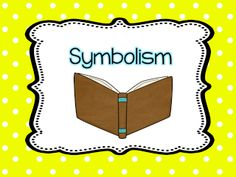 Picture Books That Teach - Symbolism and other figurative language