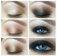 Pictorial Perfection using the Urban Decay Naked Palette by the amazing Bruinenberg Norris Rasowsky. Photo Makeup, Love Makeup, Makeup Inspo, Makeup Inspiration, Makeup Tips, Beauty Makeup, Makeup Looks, Hair Beauty, Black Makeup