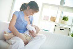 Amamentação: garantia de alimento saudável durante os primeiros meses de vida.