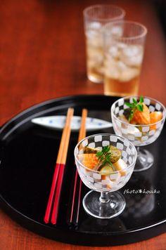花ヲツマミニ 「ピクルスちくわ レモン和え」 家飲みの食卓日記