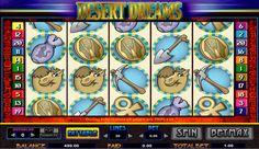 # Amaya #Spielautomaten sind jetzt sehr populär! Probiere selbst Desert Dreams Spiel zu spielen!