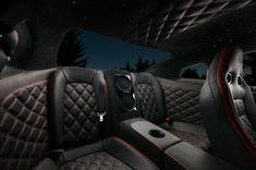 Vilner Nissan GTR Interior Customization