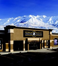"Love ""Osmond Designs"" in Orem, Utah....incredible furniture and beautiful jewelry...would love to shop there every day!!"