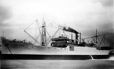 At 10.24 hours on 30 May 1942, lookouts on the unarmed and unescorted Alcoa Shipper (Master Alderman Logan Scott) spotted the U-404 surfacing about 500 miles east of Cape Charles, Virginia. Despite using two different zigzag patterns, just then one torpedo struck the starboard side at the fireroom and caused the boiler to explode. The vessel immediately stopped and settled within five minutes, so fast that the two lifeboats being launched became fouled and went down with the ship.