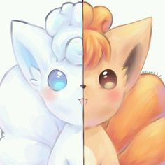 Alolan Vulpix Coloring Page Awesome Vulpix A A Vulpix Pokemon Ninetales Pokemon, Alolan Vulpix, Cute Animal Drawings, Kawaii Drawings, Cute Drawings, Pokemon Sketch, Pokemon Fan Art, Pokemon Pokemon, Pokemon Fusion