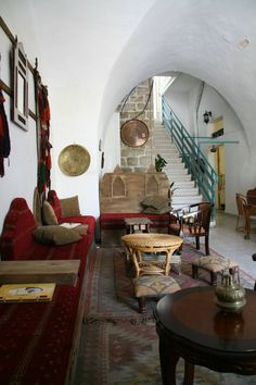 Guesthouse in the Old City, Nazareth, Israel