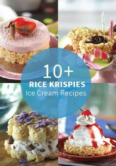 Rice krispie recipes on pinterest rice krispie treats rice krispies