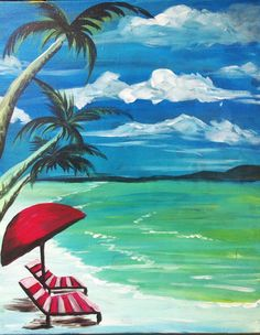 My Spot in Paradise Tuesday, March 10th 6:30-9:30pm